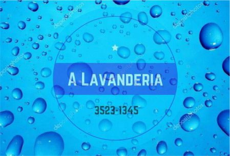 a lavanderia