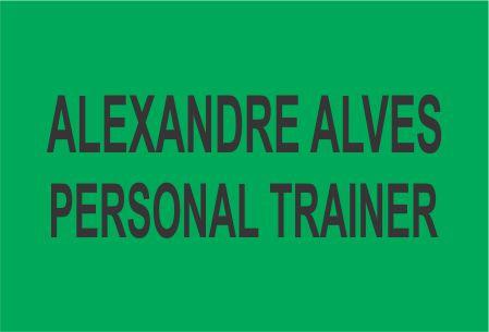 alexandre alves personal trainer