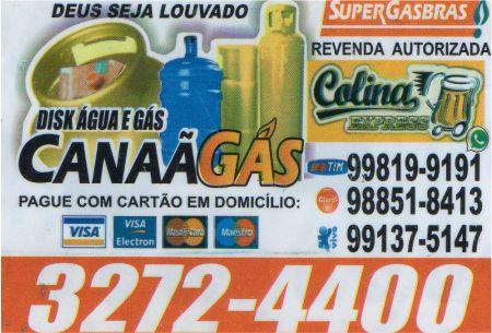 canaa gas