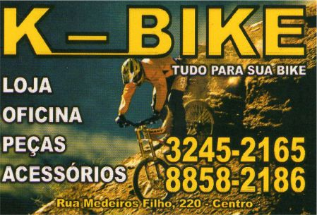 k bike