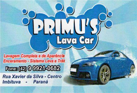 primus lava car