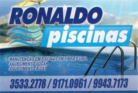 ronaldo piscinas