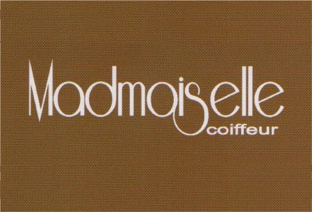 madmoiselle coiffeur