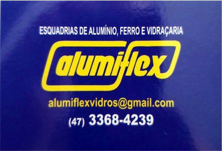 alumiflex esquadrias de aluminio