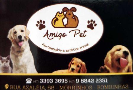 amigo pet agropecuario e estetica animal
