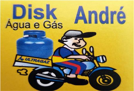 andre disk agua e gas