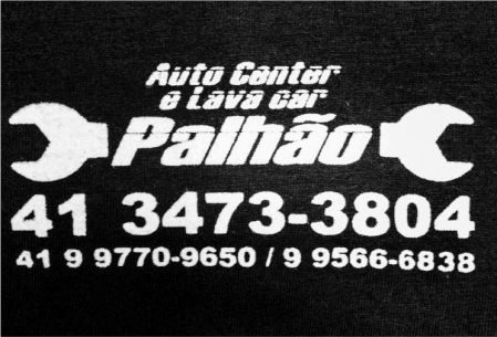 auto center e lava car palhao