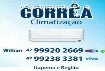 correa climatizacao