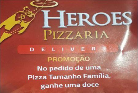heroes pizzaria