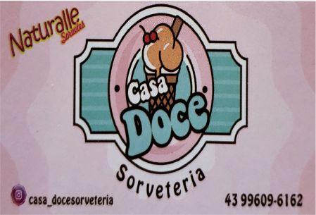 casa doce sorveteria
