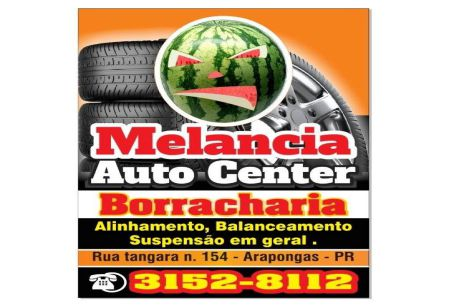 melancia auto center