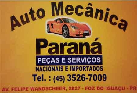 AUTO-MECÂNICA-PARANÁ