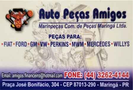 AUTO-PEÇAS-AMIGOS