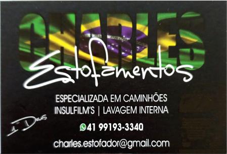 CHARLES ESTOFAMENTOS
