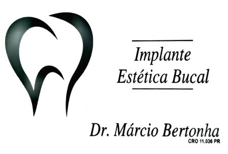 DR. MARCIO BERTONHA CLÍNICA ODONTOLÓGICA