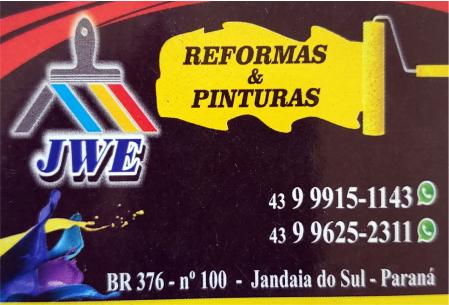 J.W.E PINTURAS