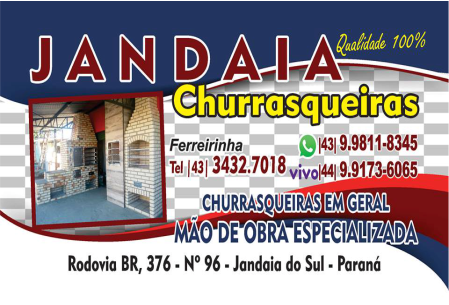 JANDAIA CHURRASQUEIRAS