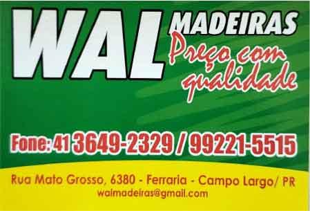 WAL-MADEIRAS