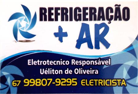 + AR REFRIGERAÇÃO E ELETRÔNICA