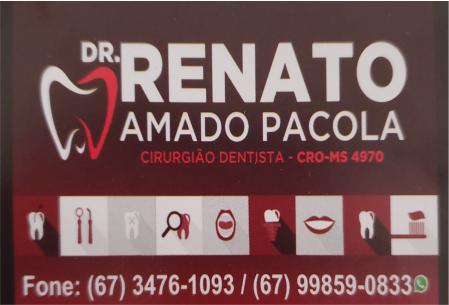 DR. RENATO AMADO PACOLA
