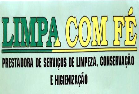 LIMPA COM FÉ LIMPADORA