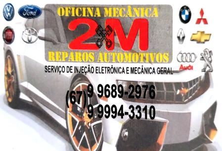 MECÂNICA 2M