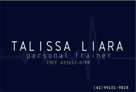 TALISSA LIARA PERSONAL TRAINER