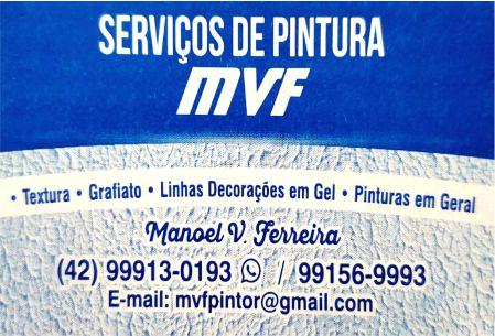 mvf serviços e pinturas