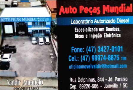 AUTO PEÇAS MUNDIAL