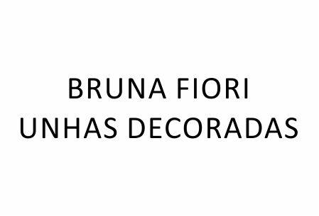 BRUNA FIORI UNHAS DECORADAS