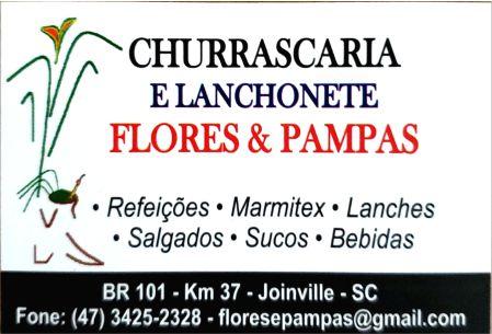 CHURRASCARIA FLORES E PAMPAS