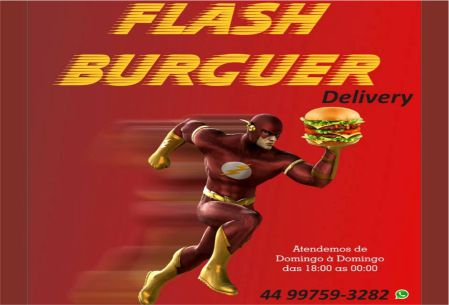 FLASH BURGUER DELIVERY