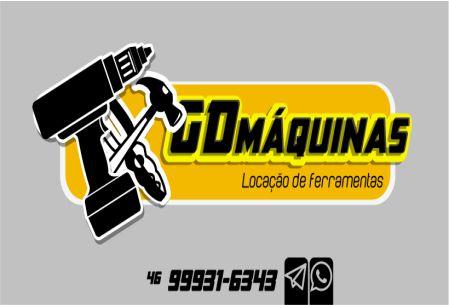 GD MÁQUINAS LOCAÇÕES DE FERRAMENTAS