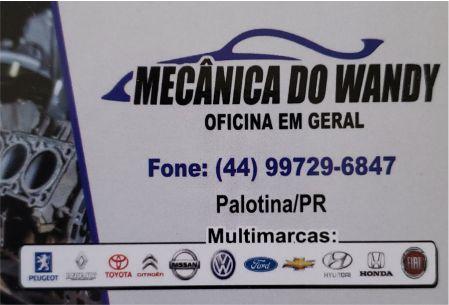 MECÂNICA DO WANDY