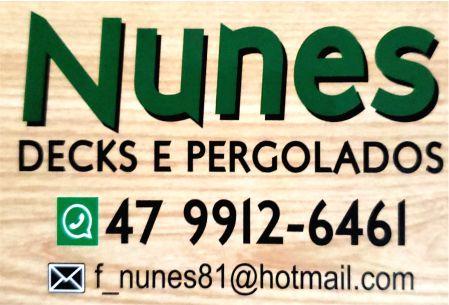 NUNES DECKS E PERGOLADOS