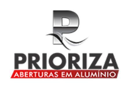 PRIORIZA ABERTURAS EM ALUMÍNIO