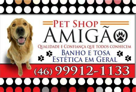 Pet Shop Amigão