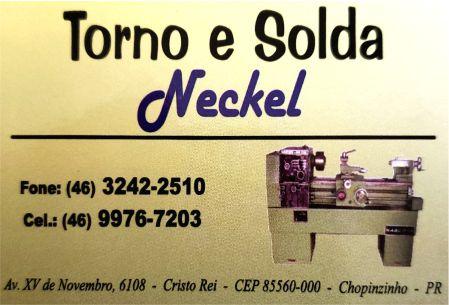 TORNO SOLDA NECKEL