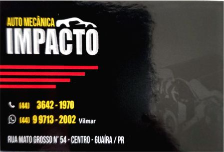 AUTO MECÂNICA IMPACTO