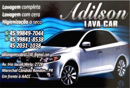 ADILSON LAVA CAR