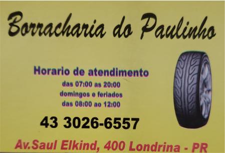 BORRACHARIA DO PAULINHO