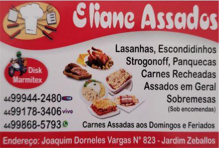 ELAINE ASSADOS E MARMITARIA