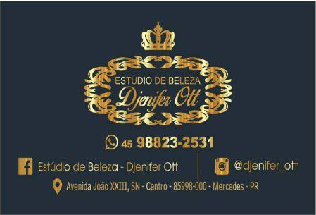 ESTÚDIO DE BELEZA DJENIFER OTT