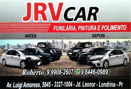 JRV CAR FUNILARIA E PINTURA