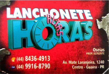 LANCHONETE ALTAS HORAS