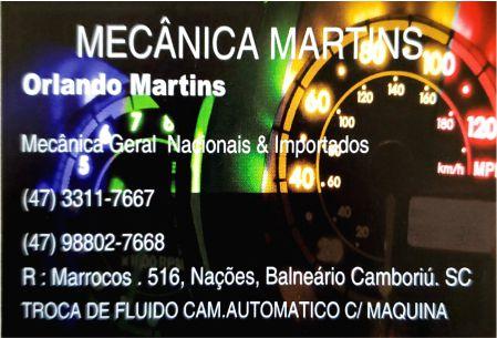 MECÂNICA MARTINS