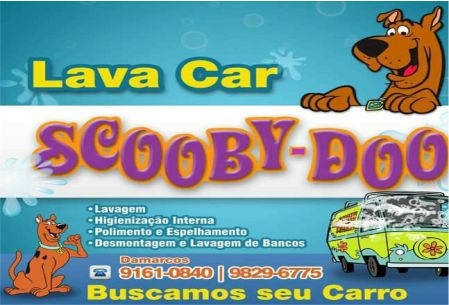 SCOOBY-DOO LAVA CAR