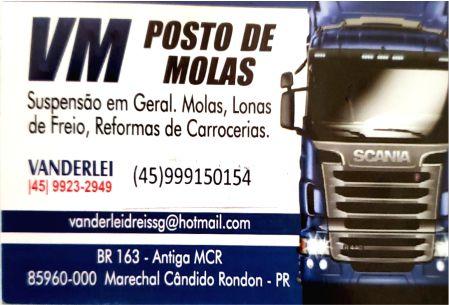 VM POSTO DE MOLAS