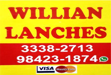 WILLIAM LANCHES