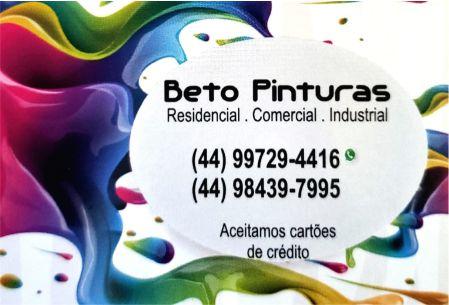 BETO PINTURAS UMUARAMA
